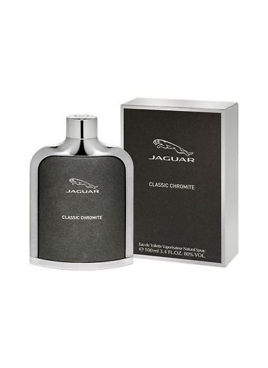Jaguar Classic Chromite Edt 100 Ml Renksiz